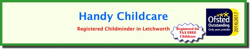 reistered childminder in letchworth